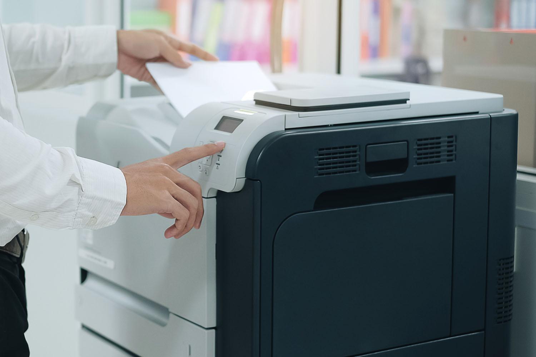 alquiler impresoras