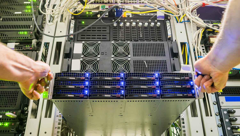 reparacion servidores
